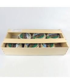 Soureliette de Hyelzas Caisse en bois x 6 Unités