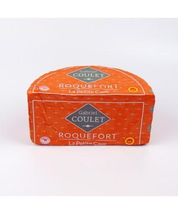 1/2 roquefort petite cave G. Coulet